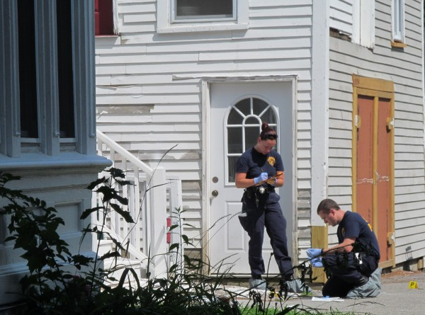 Police looking for suspects in Biddeford double homicide