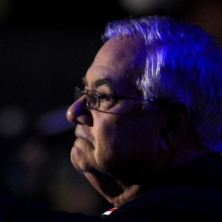 Barney Frank tackles gay marriage, defense spending in Portland speech