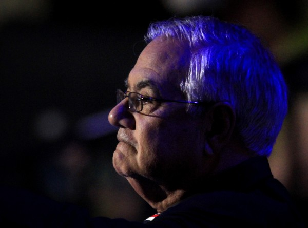 Former U.S. Rep. Barney Frank of Massachusetts.