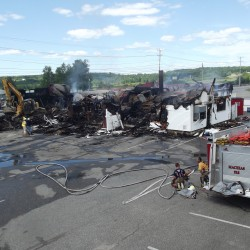 Landmark Machias restaurant Helen's destroyed in fire