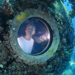 Jacques Cousteau's grandson aims for record 31 days undersea