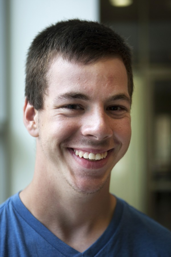 Hermon High School senior Kasey Holland will enter into his second year in the Bridge Year program this fall.