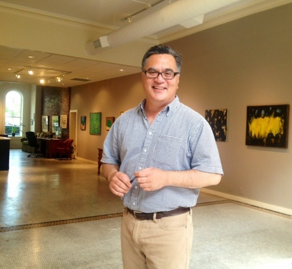 Aucocisco Gallery, owned by Andy Verzosa, will close next month after 15 years in Portland.
