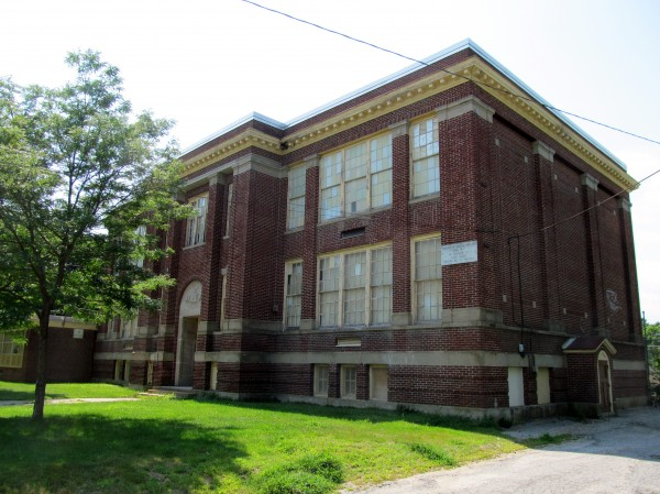 The former Thomas B. Reed School on Homestead Avenue in Portland was most recently used by the city school department as a central kitchen and warehouse space, but is now vacant and unused. The Portland City Council accepted ownership of the building at its Monday night meeting.