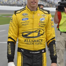 Brad Keselowski emerges late to win at Dover