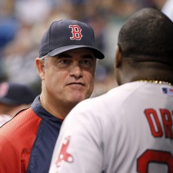Like Red Sox, Ortiz looking ahead to offseason
