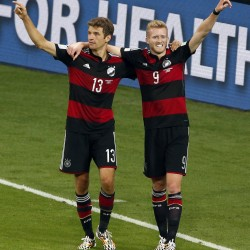 Germany, France advance to quarterfinal showdown at World Cup