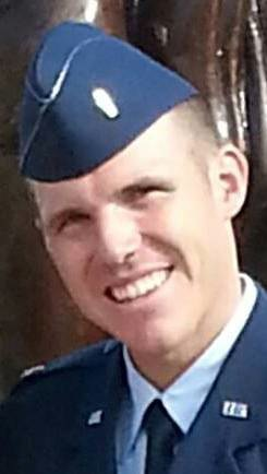 2nd Lt. Dylan Michaud