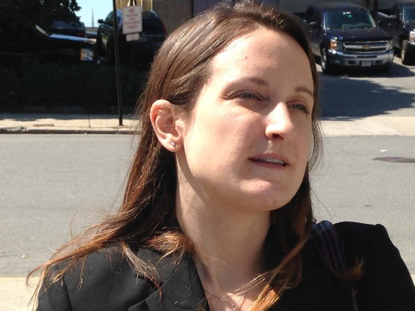 Erin Kuenzig, an attorney from the Michigan-based Thomas More Law Center, is representing a group of anti-abortion demonstrators in Portland. The demonstrators are suing the city of Portland over a 39-foot buffer zone around the local Planned Parenthood clinic, saying the rule infringes on their constitutional right to free speech.