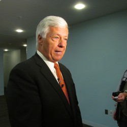 Mike Michaud a longtime advocate for LGBT Mainers
