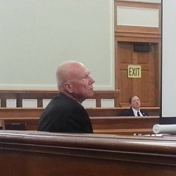 Jury finds Charles Black guilty of trying to kill wife on Camden's Maiden Cliff