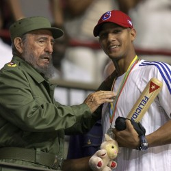 Cuba, US resume baseball series after 16 years