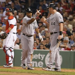 White Sox hand slumping Red Sox third straight loss