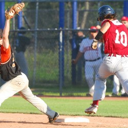 Bronco Junior, Senior all-star baseball teams record tourney victories