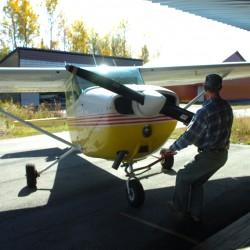 Aircraft restoration shop opening in Millinocket