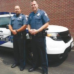'I survived a KPD traffic stop': Kennebunk man thanks officers who saved his life