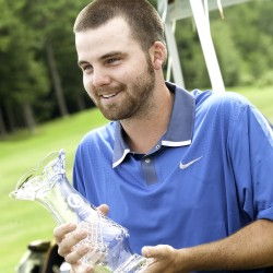 West Minot's Slattery grabs Maine Amateur golf championship lead