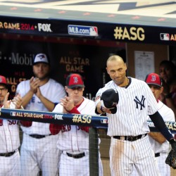 Jeter heads All-Star selections