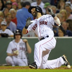 Red Sox in AL East cellar with 9-2 loss to Toronto