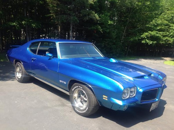 This 1971 Pontiac GTO owned by Steve Dyer of Hermon will be one of many cars, trucks, motorcycles and street rods and antique vehicles featured in the Hermon Bicentennial Car Show 9 a.m.-2 p.m. Sunday, Aug. 10, at Hermon High School in conjunction with the town of Hermon celebration of the its 200th birthday. The cost to exhibit a vehicle is $7. For information, email Scott Perkins at recreation_director@hermon.net.