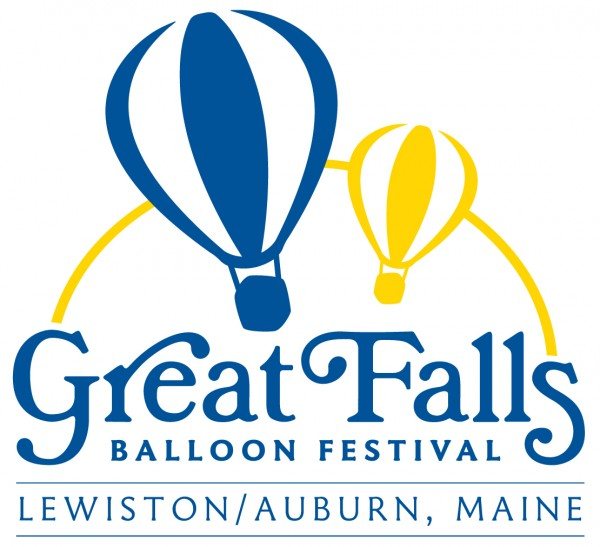 22nd annual Great Falls Balloon Festival Lewiston/Auburn, Maine August 15–17, 2014