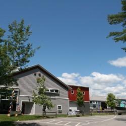 The Landing School, Arundel, ME