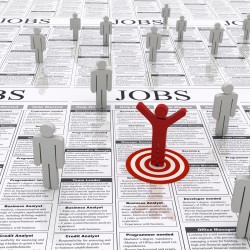 Employment gains as health care eclipses factories