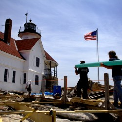 Southport residents say lighthouse preservation lost out to luxury