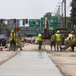 Ellsworth starts replacing water main on Water Street
