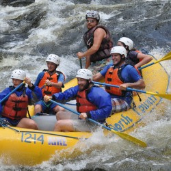 Rafting companies to honor first responders