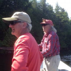 Bucksport angler surpasses low expectations on 'awesome' drift boat excursion