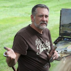 Group painting session offered to local artists