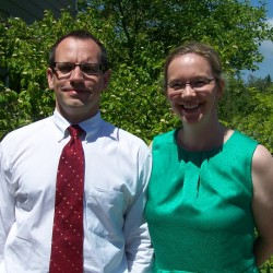 Drs. Lorenz and Jodi Schielke began  providing radiology services at CRH in July.