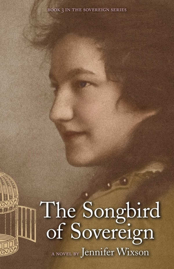 &quotThe Songbird of Sovereign,&quot a new novel by Troy author Jennifer Wixson, will be published July 19 by White Wave.