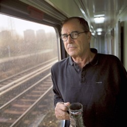 "Paul Theroux to present ""Rites of Passage"" at Trekkers event on July 16."