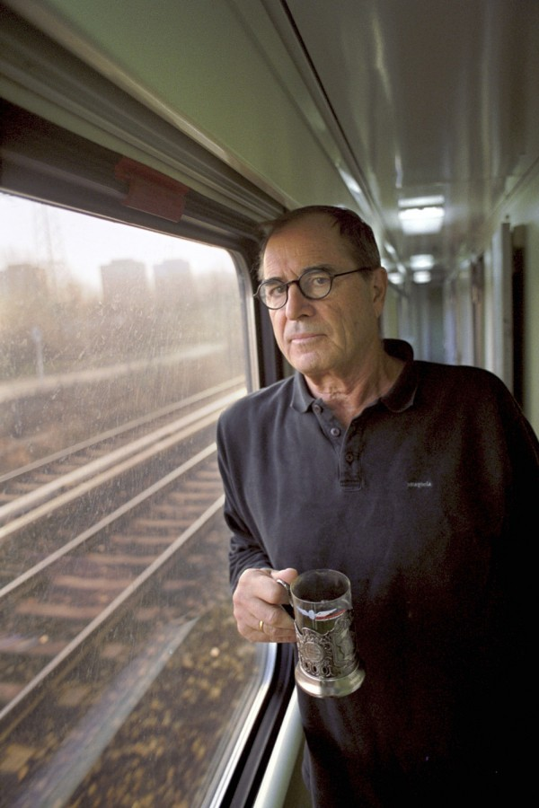 Paul Theroux to present &quotRites of Passage&quot at Trekkers event on July 16.