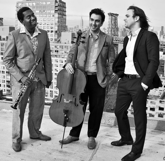 Formed in 2013, the genre-defying Bohemian Trio is a contemporary music ensemble based in New York City.