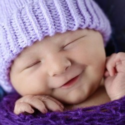 Visit ClickforBabies.org for patterns for hats and other resources.