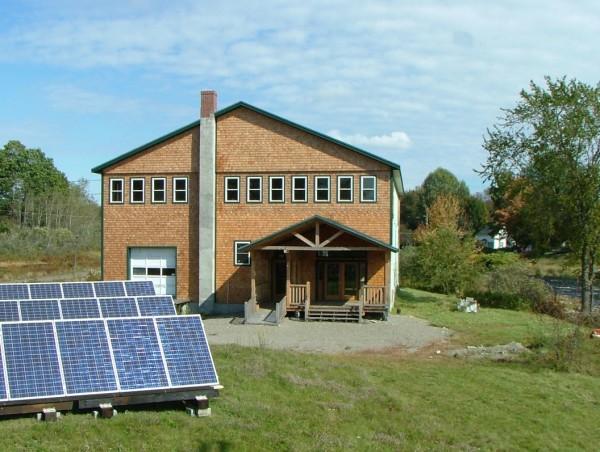 The East Machias Aquatic Research Center (EMARC) 13 Willow St. East Machias.