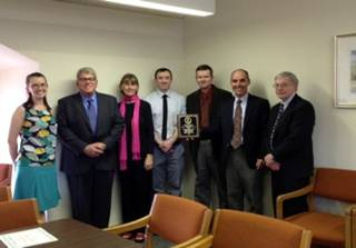 Millinocket Regional Hospital staff earns Maine Association of Physician Assistants' Outstanding Health Care Professional Award.