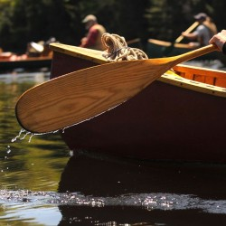 16-day canoe trip retraces Thoreau's 1857 trek, celebrates 150th anniversary of 'The Maine Woods'