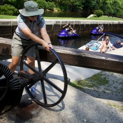 'Mystery dam' a highlight of Georges River Canal