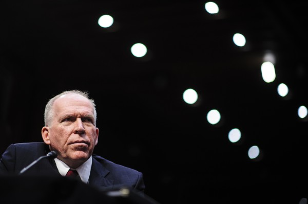 John Brennan, director of the Central Intelligence Agency