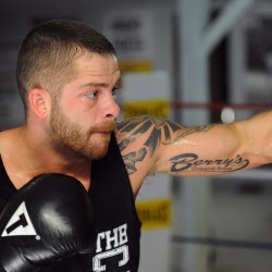 Wyman remains optimistic after Bangor boxing show is sidelined as UFC event takes center stage