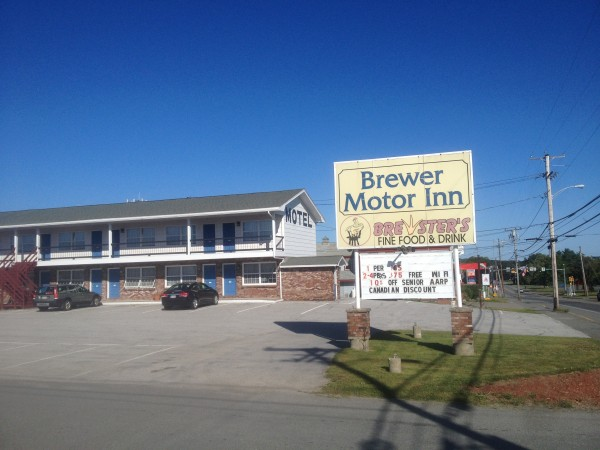Officials are investigating a fire at Brewer Motor Inn that occurred early Friday morning in Brewer.
