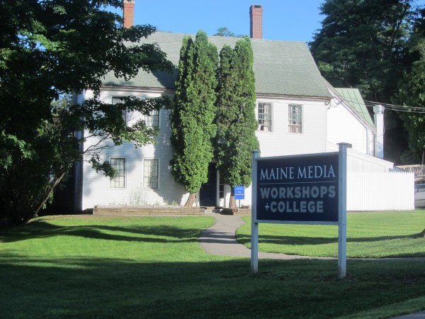 Rockport, Maine Media Workshops and College, Network Maine and Great Works Internet worked together during the past year to extend ultra-fast Internet service to Rockport village.