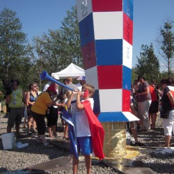 Van Buren, Canadian towns reach across border to get ready for World Acadian Congress in August
