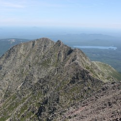 Search teams rescue UM student who was hiking on Katahdin trail