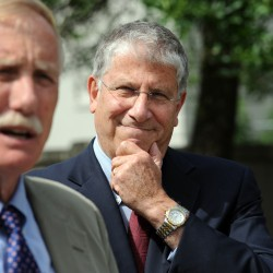 Rumors swirl of Angus King endorsement for Eliot Cutler at Monday event