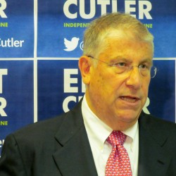 Cutler supporters' lawsuit challenges constitutionality of Maine donation limits